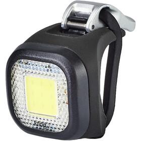 Knog Blinder Mini Chippy Faretto posteriore a LED, bianco/nero